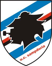 Sampdoria Genua herb 1984-1997