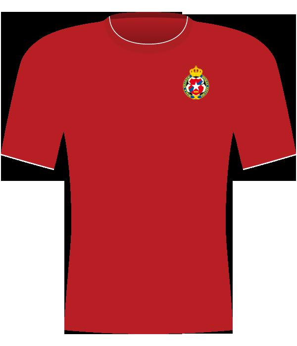 Koszulka Wisły Kraków z 2002 roku.