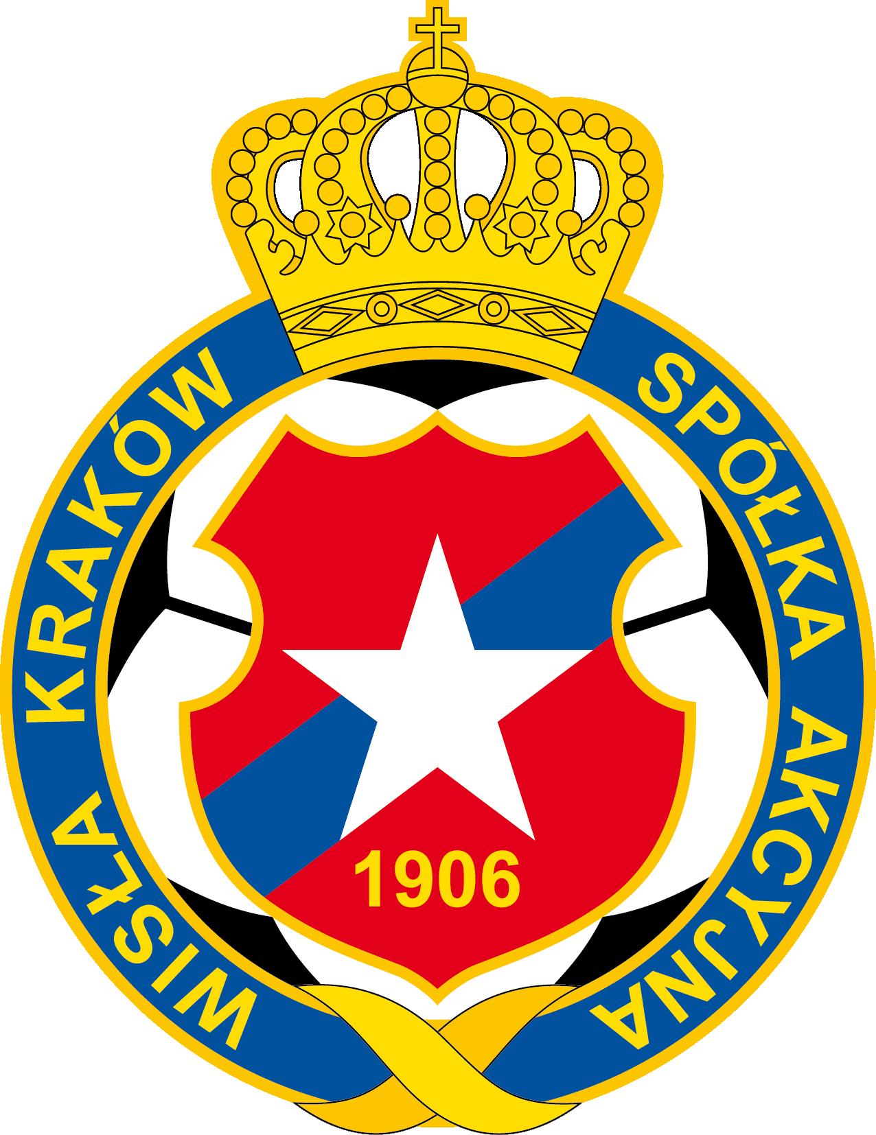 Wisła Kraków herb od 2007