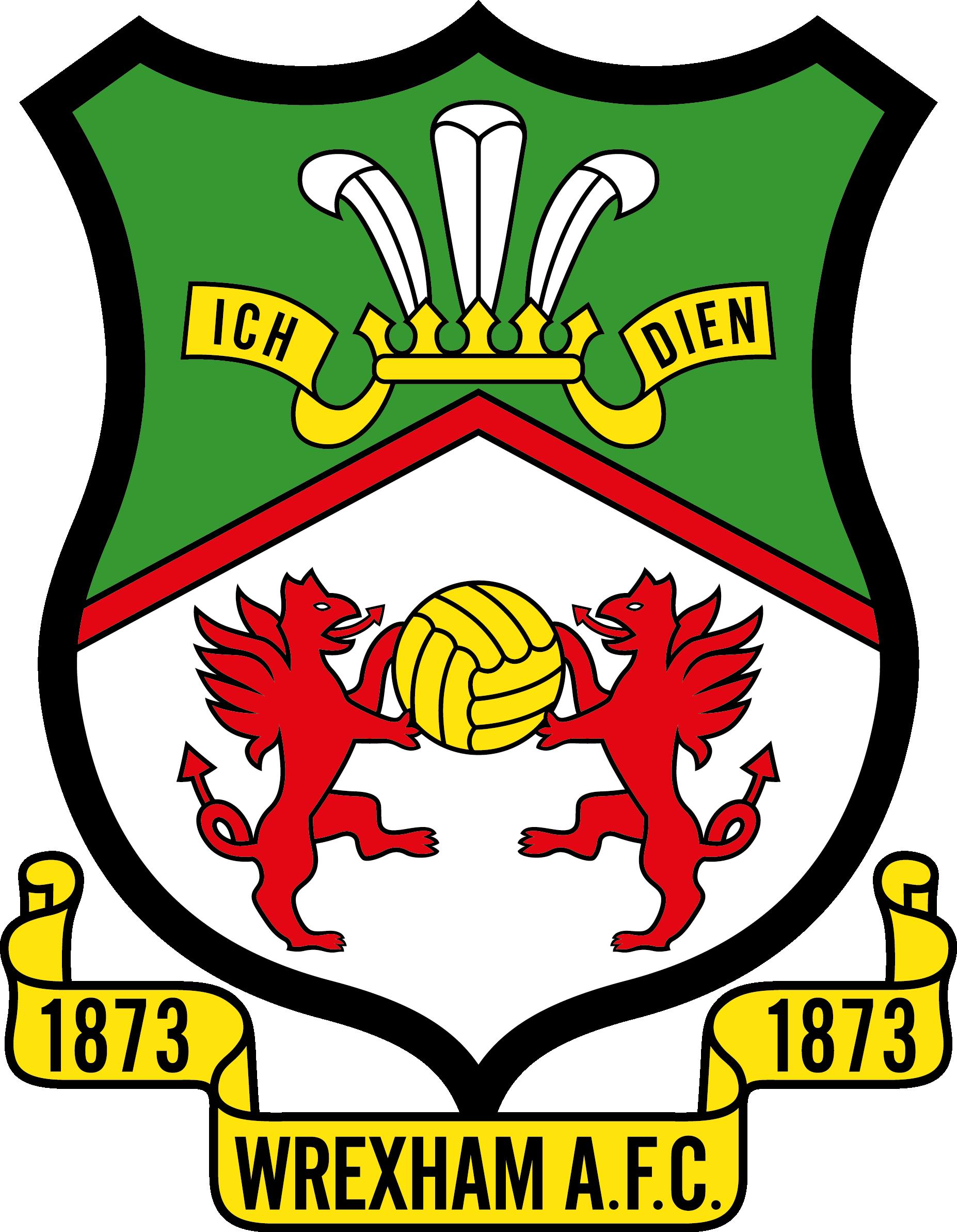 Wrexham FC herb