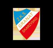 Herb Granat Skarżysko-Kamienna.