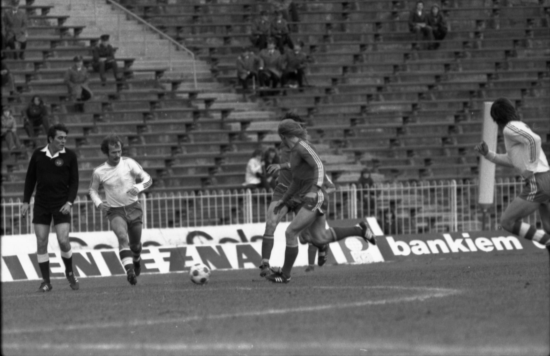 Śląsk Wrocław - Stal Mielec 2:0 (01.05.1976)