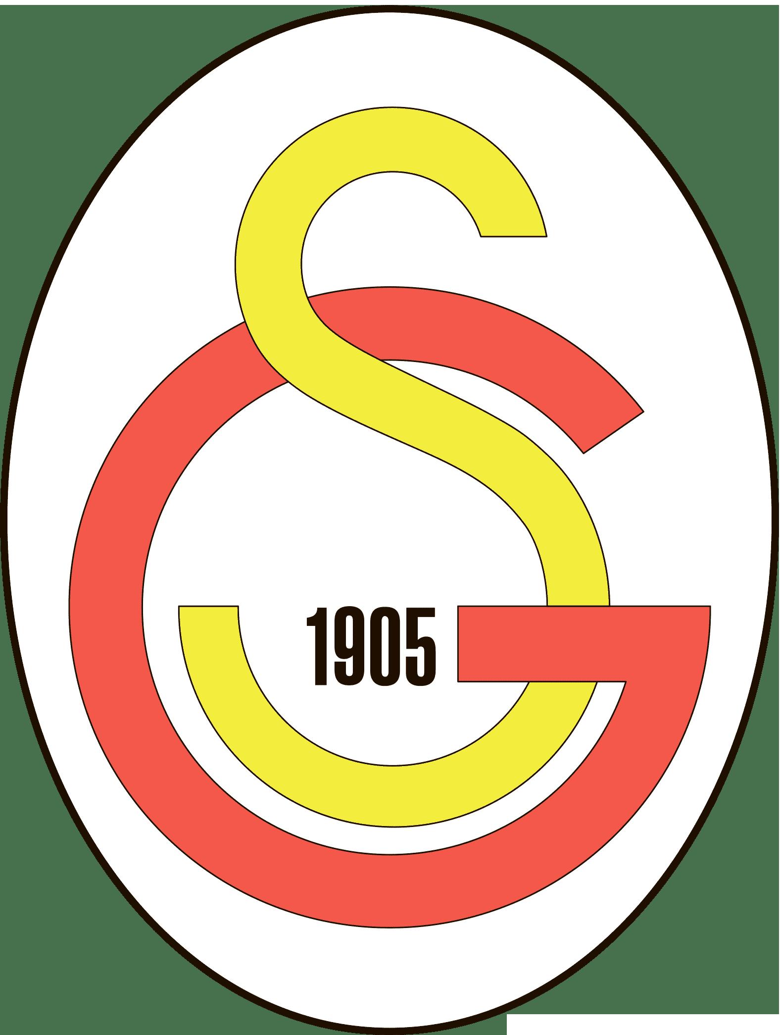Galatasaray Stambuł Herb 1961-1987