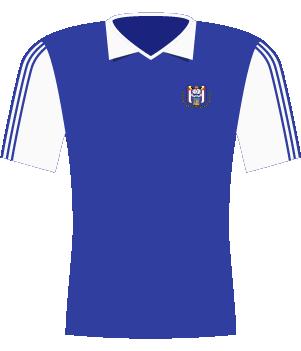 Koszulka Anderlechtu (2003).