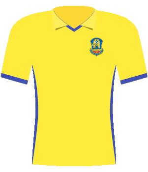 Koszulka Atlantas Kłajpeda z 2003 roku.