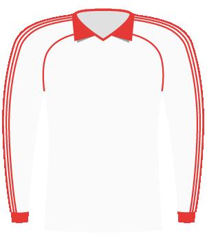 Koszulka Widzew Łódź (1983).