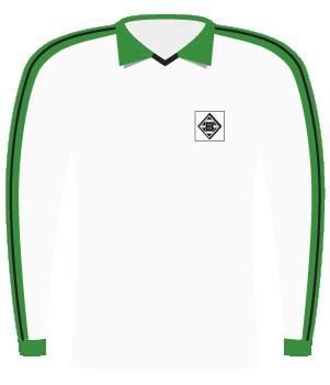 Koszulka Borussia Mönchengladbach (1984).
