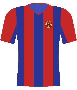 Koszulka FC Barcelona (2002).