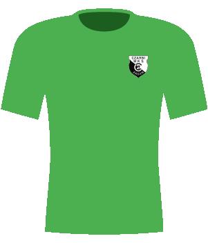 Koszulka wyjazdowa Czarni Żagań (1965)
