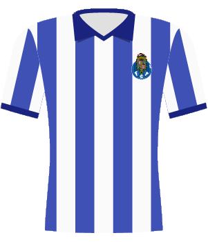 Koszulka FC Porto (2002).