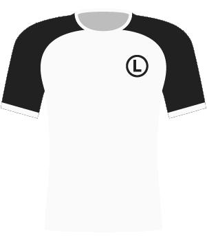 Koszulka Legia Warszawa (2004).