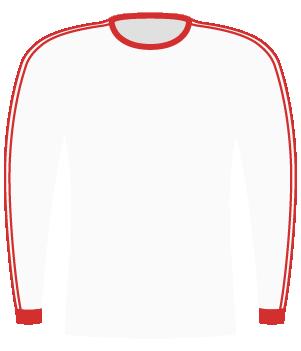 Koszulka RWD Molenbeek (1976).