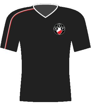 Koszulka Polonia Warszawa (2002).