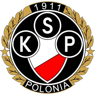 Herb Polonia Warszawa  (2004-2015).