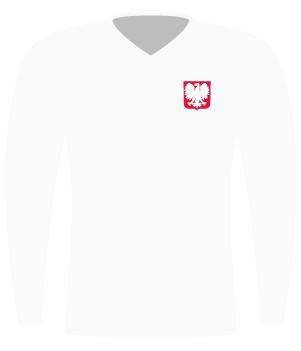 Koszulka Polska (1948).