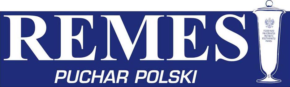 Logo Remes Puchar Polski.