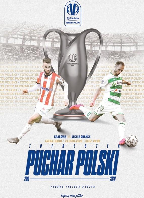 Cracovia - Lechia Gdańsk 3:2 (24.07.2020) Program meczowy