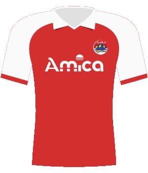 koszulka Amica Wronki (2004).