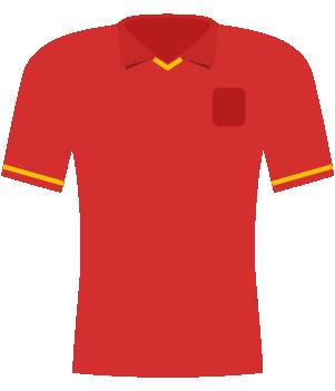 koszulka Hiszpania (1989)