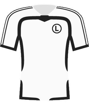 Koszulka Legia Warszawa (2004-2005)