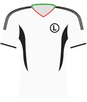 koszulka Legia Warszawa (2012)
