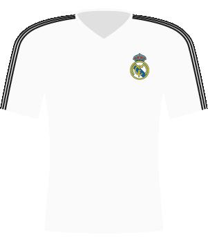 Koszulka Real Madryt (2004)