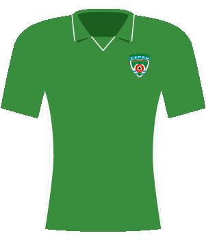 Koszulka Terek Grozny (2004).