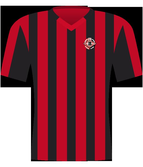 Koszulka Bytovia Bytów (2020-2021).