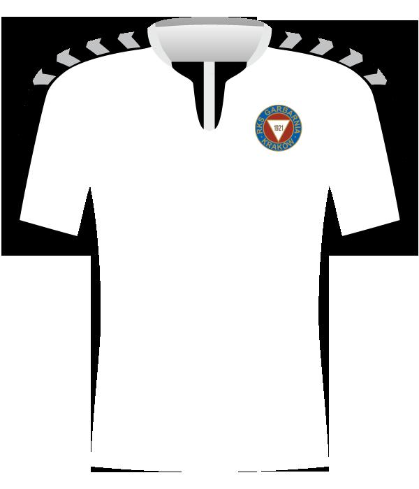 Koszulka Garbarnia Kraków (2020-2021).