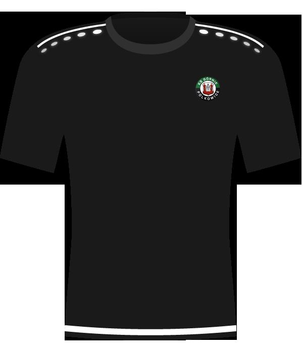 Koszulka Górnik Polkowice (2020-2021).