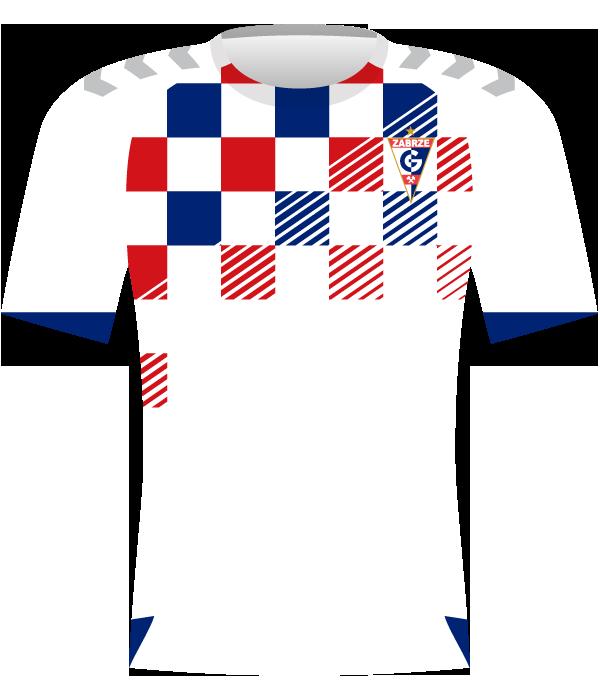 Koszulka Górnik Zabrze (2020-2021).