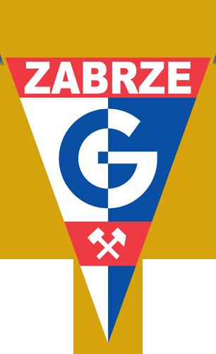 Herb Górnik Zabrze (współczesny).