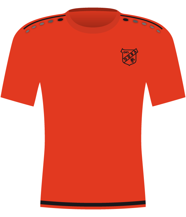Koszulka Odra Opole (2020-2021).