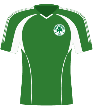 Koszulka Panathinaikos Ateny (2005)