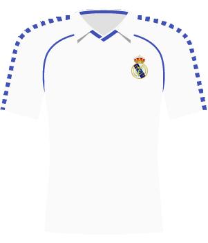 Koszulka Real Madryt (1988).