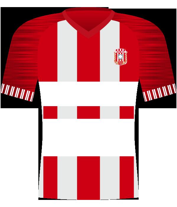 Koszulka Resovia Rzeszów (2020-2021).
