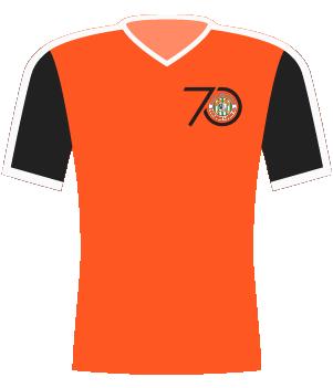 Koszulka Zagłębie Lubin (2016).