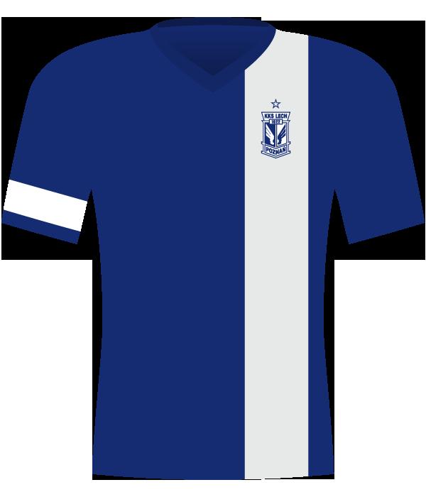 Koszulka Lech Poznań (2014-2015)