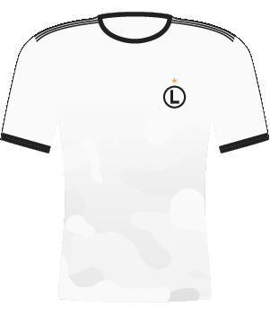 Koszulka Legia Warszawa (2020-2021).