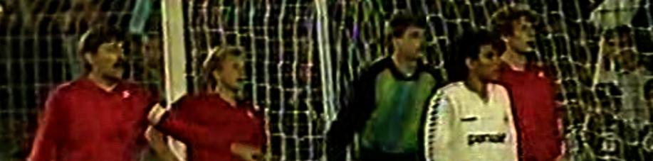 real madryt - górnik zabrze 1988