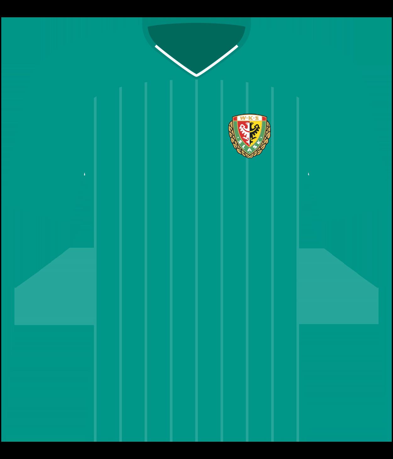 Koszulka Śląsk Wrocław 2014/2015
