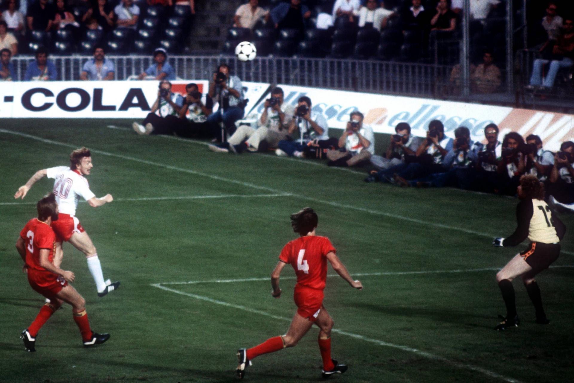 Polska - Belgia (29.06.1982)