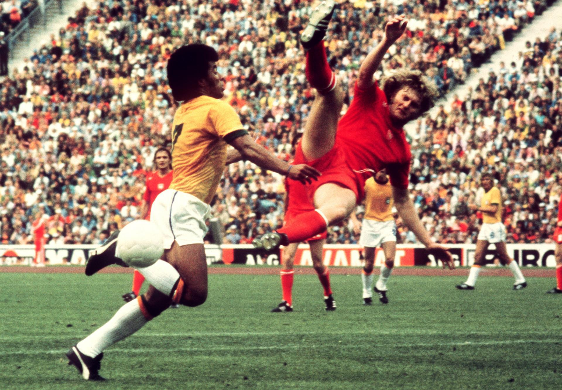 Polska - Brazylia 1:0 (6.07.1974)