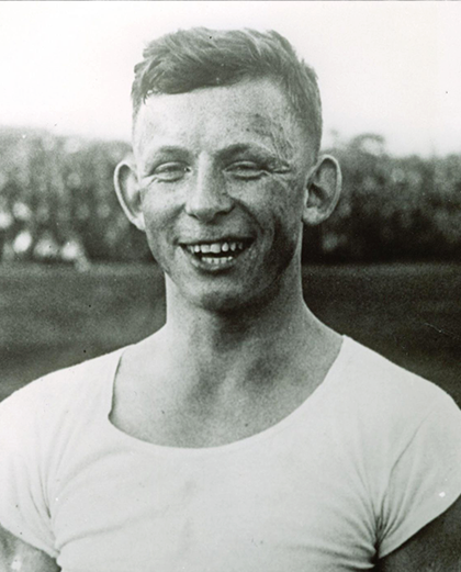 Ernest Wilimowski.