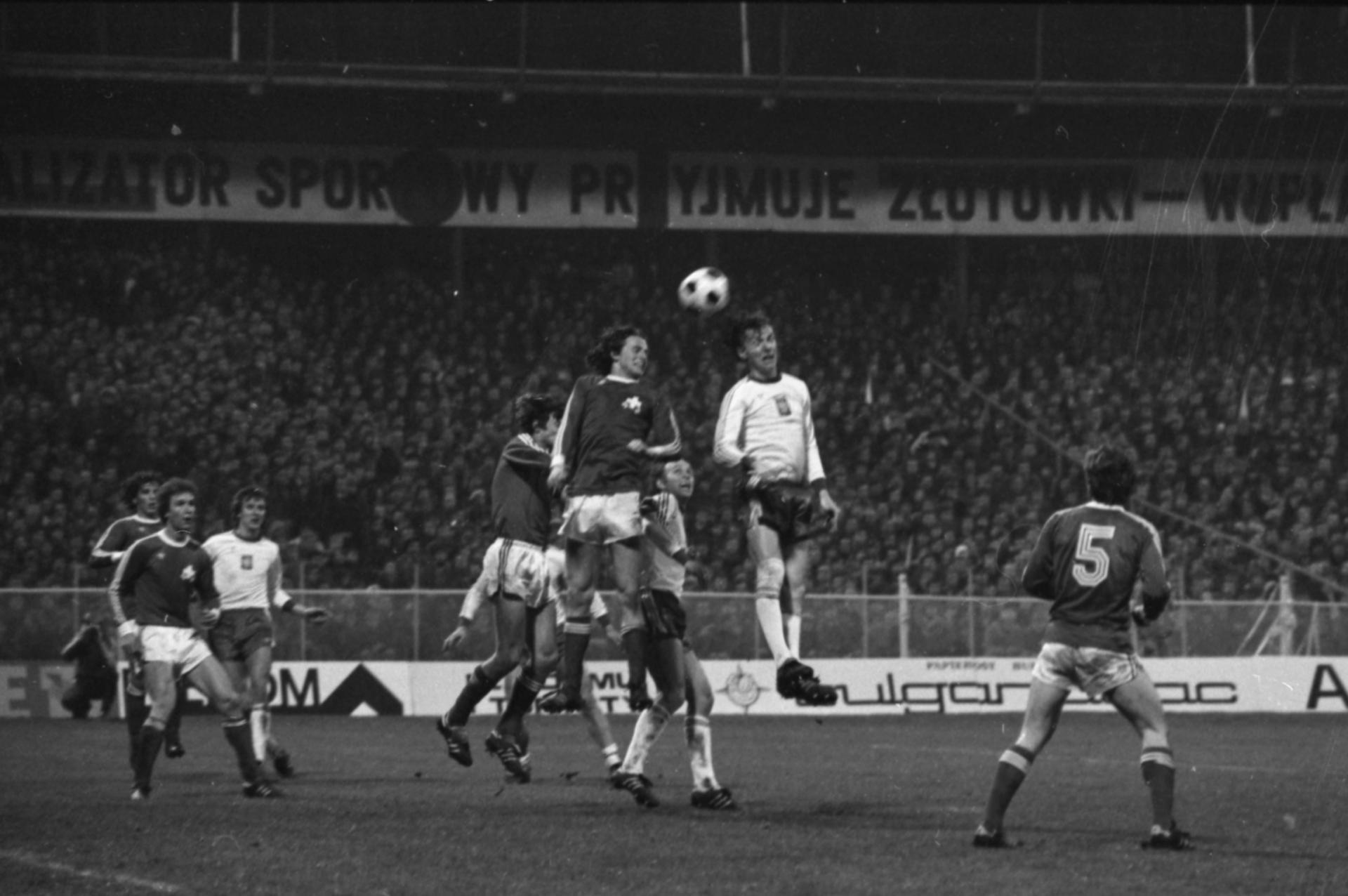Polska - Szwajcaria 2:0 (15.11.1978)