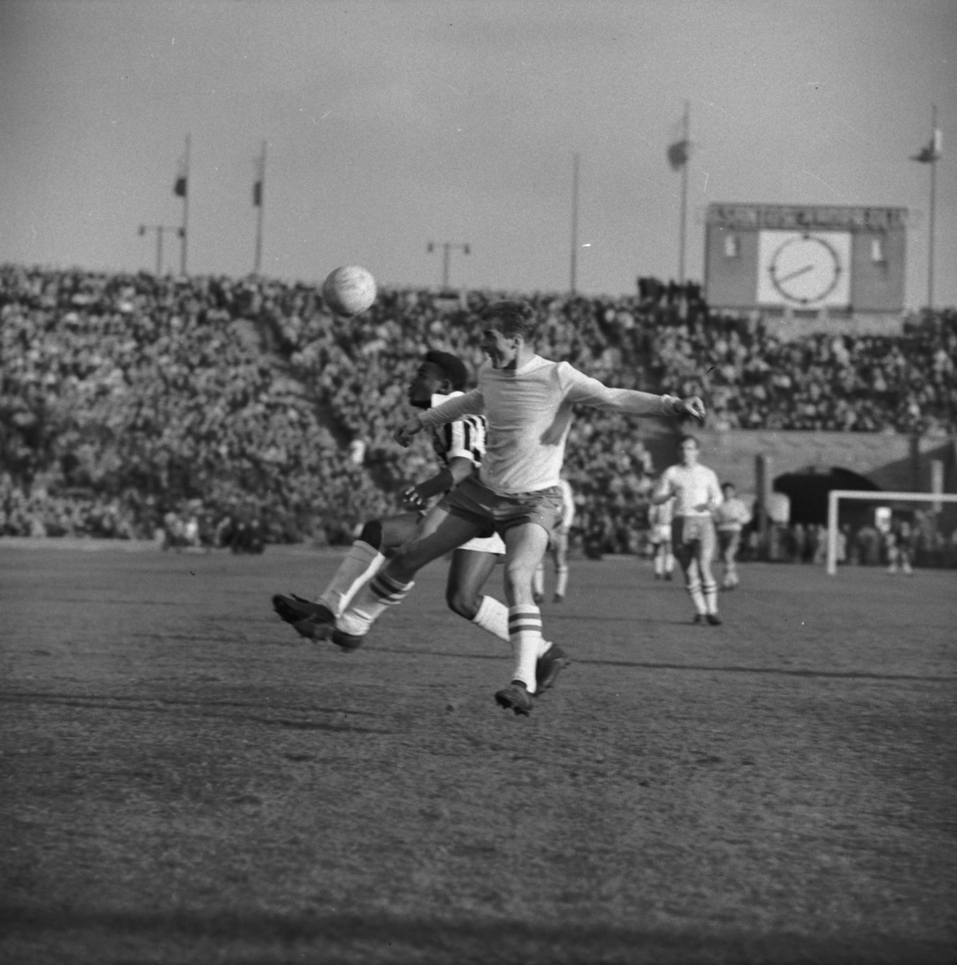 Mecz Kadry PZPN z Santosem na Stadionie Śląskim