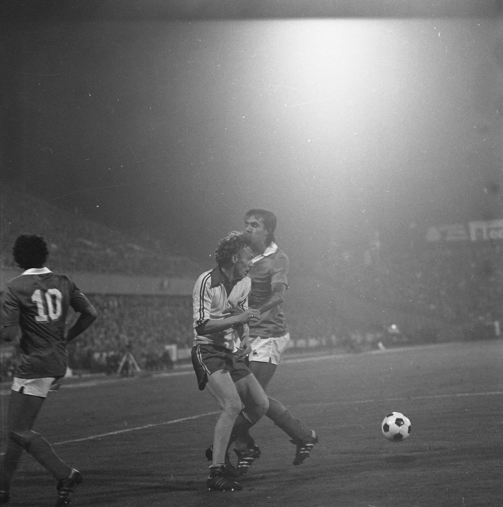 Widzew Łódź - AS Saint Etienne (19.09.1979)