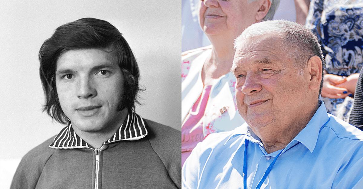 Henryk Wawrowski 1975/2019.