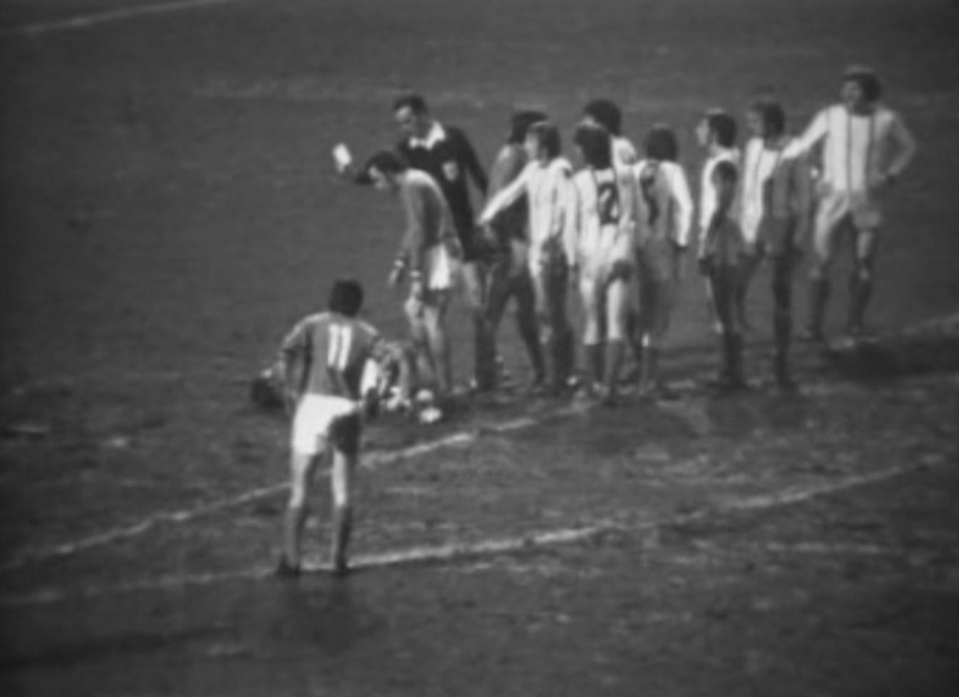 Ruch Chorzów - AS Saint-Étienne 3:2 (05.03.1975)