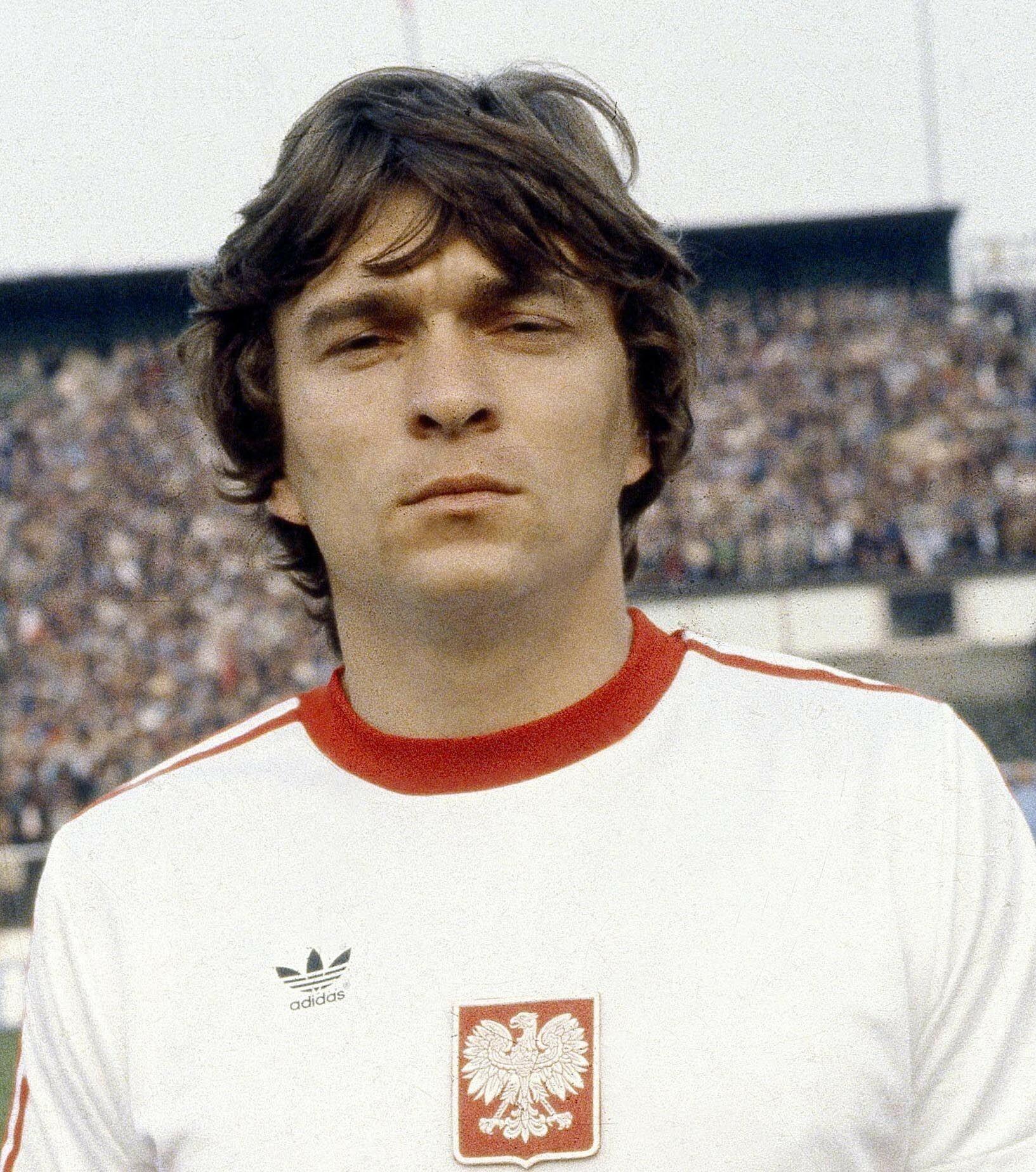 Henryk Miłoszewicz w 1980 roku.